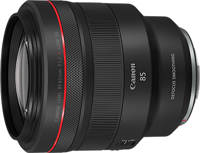 RF85mm F1.2 L USM DS