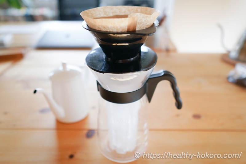 ハリオ(HARIO)アイスコーヒーメーカー V60の使い方と感想
