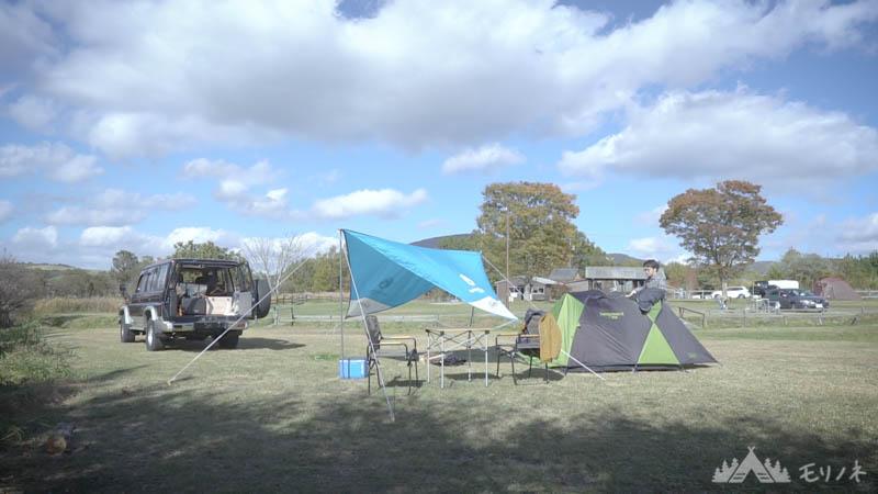オートキャンプ場 高原の里 に宿泊した感想【大分県のキャンプ場】