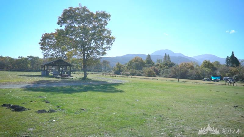 オートキャンプ場 高原の里 フリーサイト1