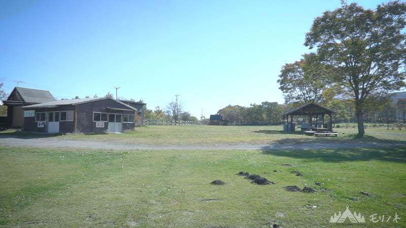 オートキャンプ場 高原の里 フリーサイト2