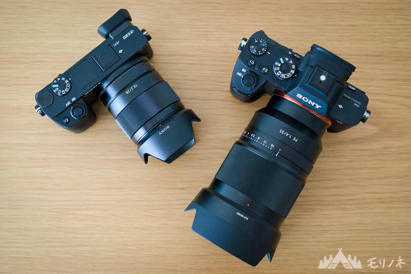 ミラーレスカメラ sony A7Ⅱ