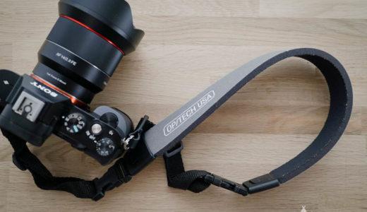 オプテックのカメラストラップがおすすめな理由(OPTECH USA)