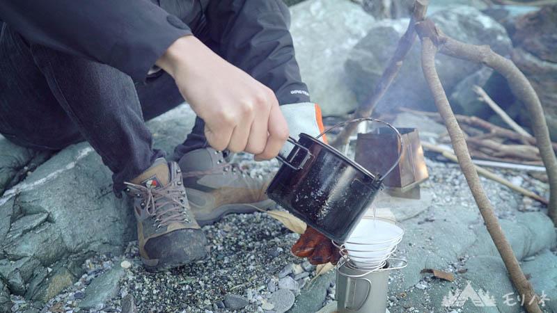 スノーピーク ケトルNo.1 コーヒー