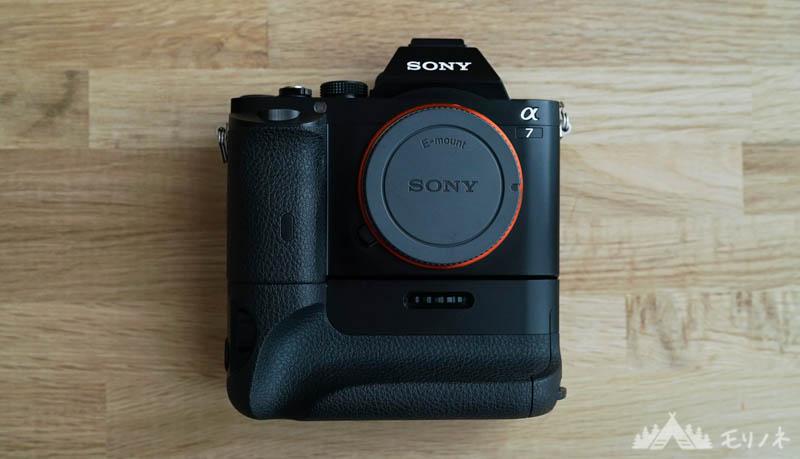 フルサイズミラーレスカメラ