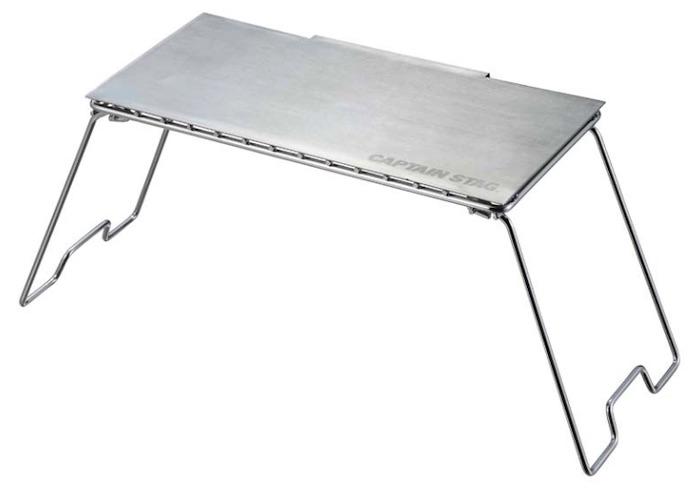 UG-30 グリルスタンド テーブル(風防付き)