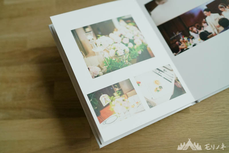 カメラのキタムラ フォトプラスブック ページ