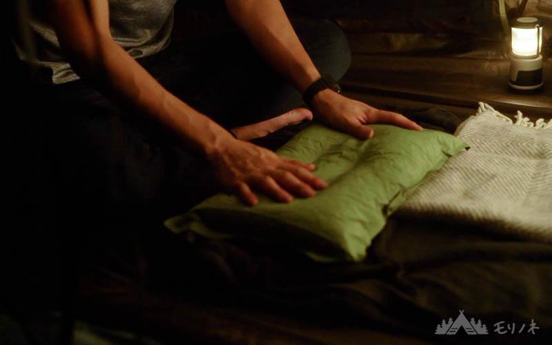 コールマン 枕