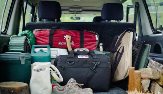 ソロキャンプの道具紹介 - モリノネのおすすめキャンプ道具
