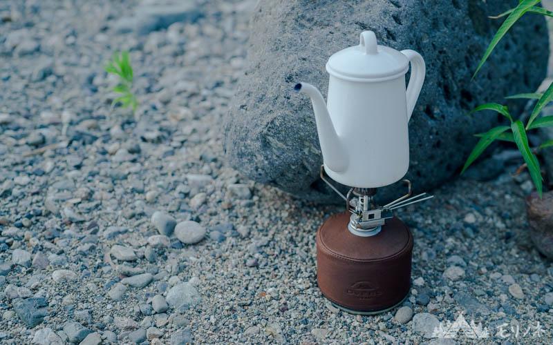 ドベルグ×グリップスワニー OD缶ガスカートリッジカバー小