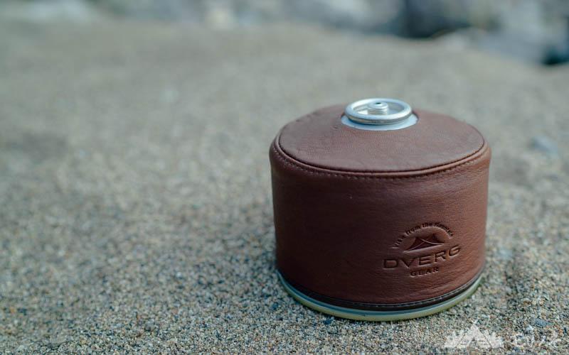 ドベルグ×グリップスワニー OD缶ガスカートリッジカバー