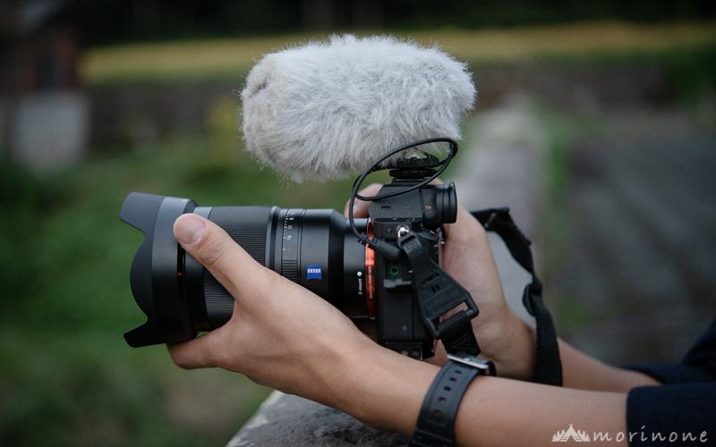 オーディオテクニカ カメラマイク