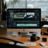 YouTube用の編集Mac