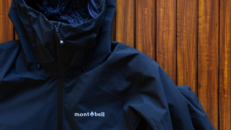 モンベル ストームジャケット