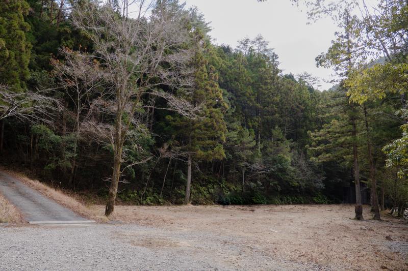 藤河内渓谷キャンプ場 オートキャンプサイト
