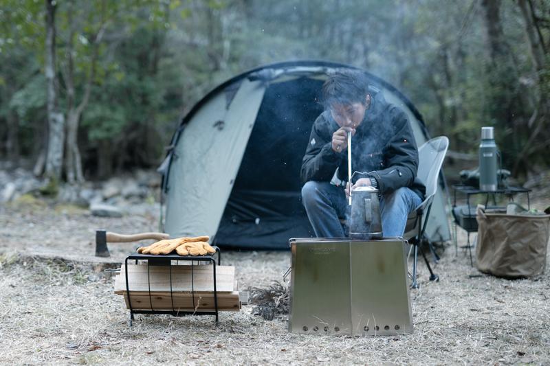冬キャンプの寒さ対策