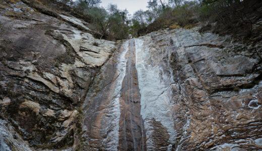 観音滝の氷瀑トレッキング – 佐伯市宇目の観光スポット